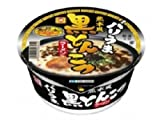 マルちゃん バリうま 黒とんこつラーメン  1箱:12食入り