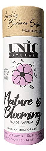 Unic Naturals Nature is Blooming Eau De Parfum Loved by Barbara Sofie Inhalt: 30ml = 1 Stück
