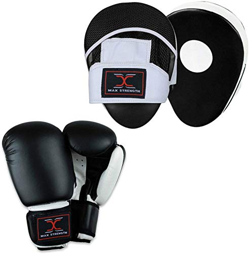 maxstrength focus pads and gloves