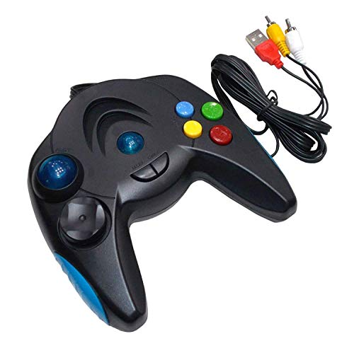 Toygo 98000 in 1 Video Games Gift for Kids Plugs Into Any Tv for Instant Gaming System Comes with 98000 Built-in Game Requires No Expensive Game Console VG1_3All TV Game Set for Kids, Boys and Girls