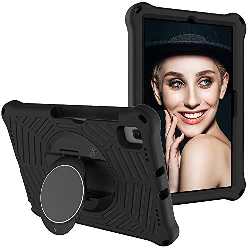 Funda protectora para tablet Samsung Galaxy Tab S6 10.5 2019 SM-T860/T865 niños - EVA ligera, a prueba de golpes, con asa anticaídas y correa para el hombro
