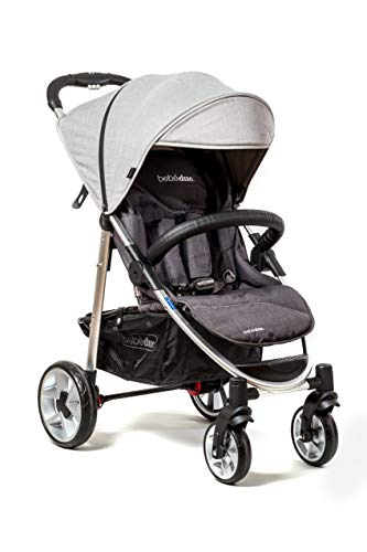 Bebé Due - Silla de Paseo, Unisex, Light Grey