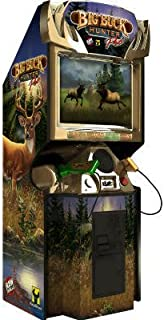 Big Buck Hunter Pro Video Arcade Game - Non Coin Model