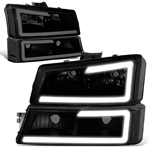 05 silverado headlight assembly - 8
