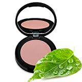 Better'n Ur Cheeks (DUSTY ROSE) Mineral Blush | Pressed Powder | Organic Botanicals & Minerals | Cruelty Free | Talc Free | Paraben Free | Long Lasting | Made in USA