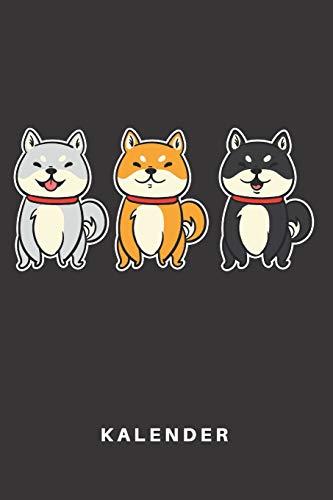 Kalender: Kalender   Notizkalender   Schreibkalender   Jahreskalender   Tageskalender   DIN A5   Hund   Hunde   Hundehalter   Hundebesitzer   Shiba Inu   Welpe   Hundetrainer   Hunderasse   Drei Hunde