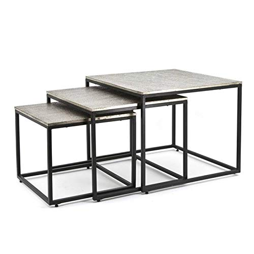 Set van 3 tafels