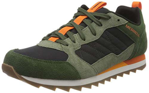 Merrell Alpine Sneaker, Scarpe da Ginnastica Uomo, Kombu, 40 EU