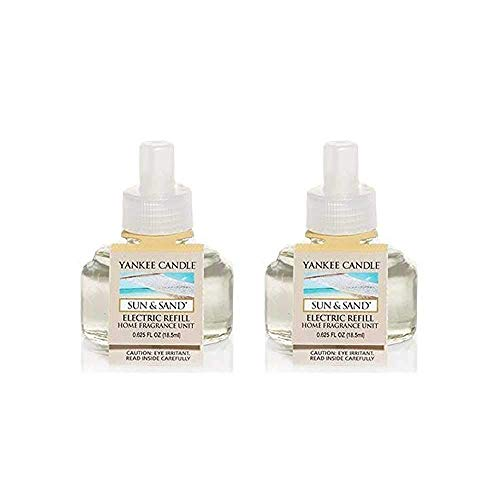 Yankee Candle Sun and Sand Scentplug Refill 2-Pack