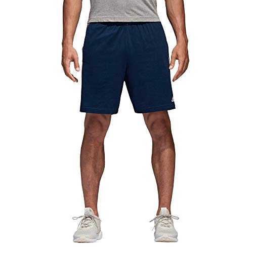 adidas adidas Herren Essentials Chelsea SJ Shorts, Collegiate Navy/White, 3XL