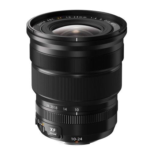 Fujifilm Fujinon XF 10-24 mm f:4 R OIS - Objetivo (Estabilizador óptico, diámetro: 72 mm), Negro