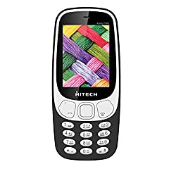 Hitech XPlay 206n Dual Sim 2.4(inch) Display 1000 mAh Battery Wireless FM