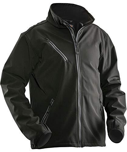 Jobman 120171-9900-4 Softshell Jacke Größe S in schwarz, S
