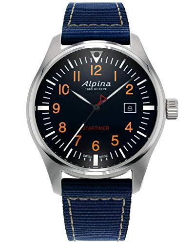 Alpina Geneve Startimer Pilot AL-240N4S6 Orologio da polso uomo Ottima...