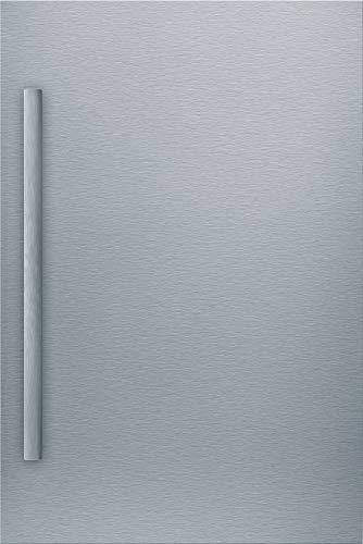Bosch KFZ20SX0 Zubehör für Kühlschränke / Edelstahl Türfront / mit Metallgriff für Dekortüre KFZ20AX0