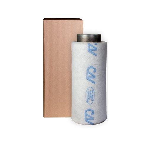 Filtre Anti-Odeur à Charbon métal CAN-Lite 600 CAN Filters 600 m³/h (150mm)