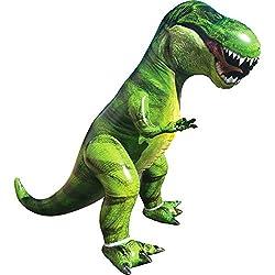 1. JOYIN Giant 5ft T-Rex Dinosaur Inflatable