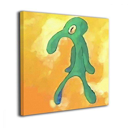 Bold And Brash Kunstdruck auf Leinwand, abstrakt, modern, für Wohnzimmer, Schlafzimmer, Badezimmer