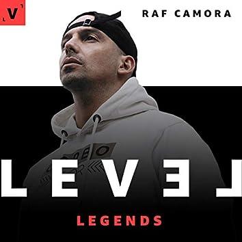 LEVEL Legends: RAF Camora
