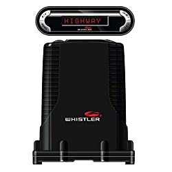 in budget affordable Whistler PRO-3600 High Performance Laser Radar Detector: 360 Degree Protection and Voice Alarm