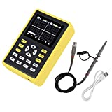 Osciloscopio portátil IPS FNIRSI‑ 5012H 100MHz Digital para producción industrial