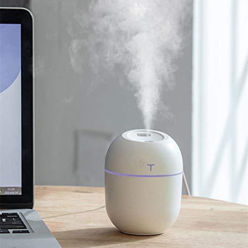 Caeasar Aire humidificador ultrasónico difusor de aromaterapia de Carga USB para el hogar Humidificadores
