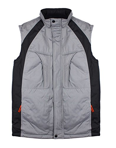 Sedetex SH1138G_2XL vest XL Grijs/Zwart