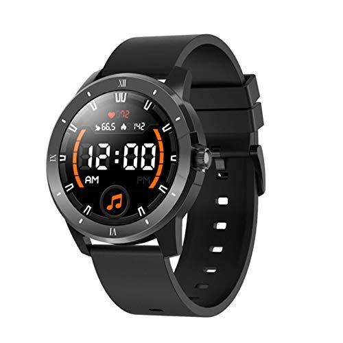 YDZ MX12 Smartwatchp68 wasserdichte Musik-Player Mit Bluetooth-Kopfhörer Anruf Herzfrequenz Blutdruckmonitor Sportuhr Männer Frauen I Für Android Ios,B