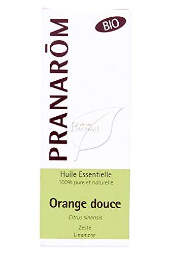 Pranarôm Huile Essentielle Orange Douce 10 ml …