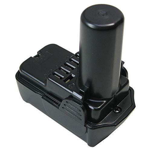 Hochleistungs Austausch Li-Ion Akku 10,8V / 2000mAh ersetzt Hitachi BCL1015 BCL1030 BCL1030A BCL1030M 329369 329370 329371 329389 331065 für CJ10DL CR10DL DB10DL DB3DL DS10DFL FCG10DL FCH10DL FCR10DL