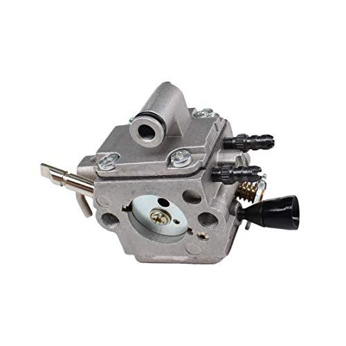 USPEEDA Carburetor for 805a Stihl MS193T MS193 MS 193 1137-120-0606 11371200606 Gaskets Filters