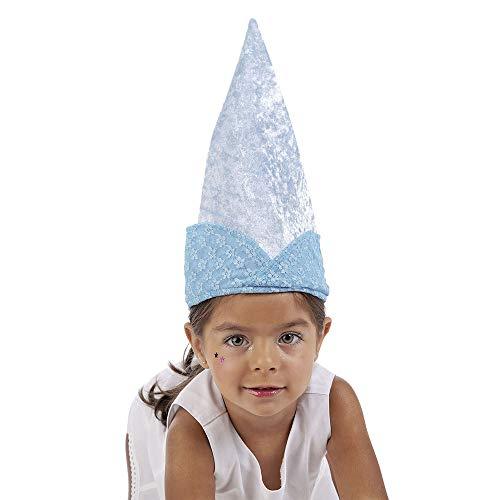 Limit-Costume prinzessinenhut nC295 de Rechange (Bleu)