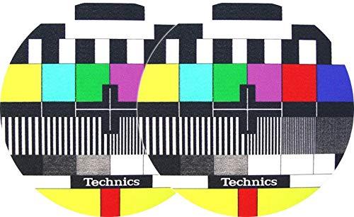Slipmat Technics TV Lot de 2