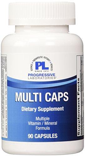 Progressive Labs Multi Capsules, 90 Count