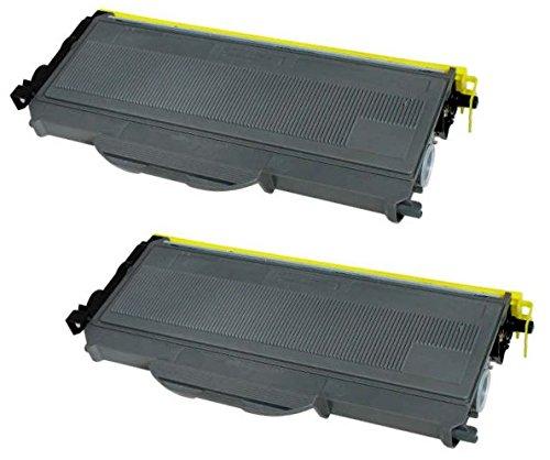 Prestige Cartridge TN2120 TN2110 2-er Pack Toner kompatibel für Brother HL-2140 HL-2150 HL-2150N HL-2170 HL-2170W DCP-7030 DCP-7040 DCP-7045N MFC-7320 MFC-7340 MFC-7345DN MFC-7440N MFC-7840W