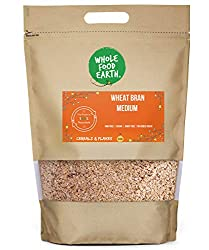 Wheat Bran is an easy and hassle free way of adding very important dietary fiber (approximately 80% insoluble and 20% soluble) to your diet As it is packed with nutrition, it is also a good source of protein, iron, and B Vitamins. Its high nutritiona...