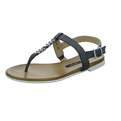 BOXX WD-133R02 Damen Sandalette bis 30mm Absatz, Größe 41
