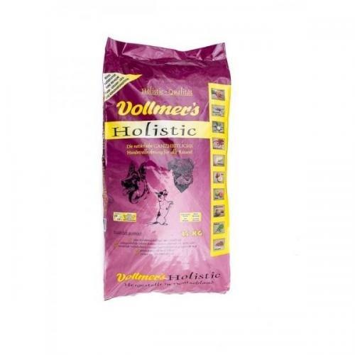 Vollmers Holistic 15 kg, Trockenfutter, Hundefutter