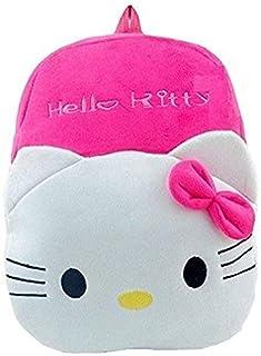 BENGALEN Hellokitty School Bag Soft Plush Backpack Cartoon Toy, Gifts Boy Girl/Baby/Decor School Bag for Kids