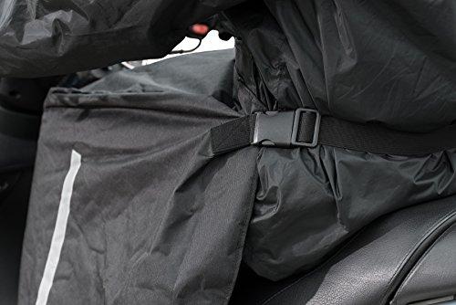 MQS 310800 - Delantal de Lluvia para Moto Scooter TU