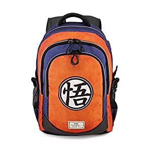 41GIqiP7ldL. SS300  - Karactermania Dragon Ball Symbol-Running HS Rucksack Mochila Tipo Casual 44 Centimeters 21 Multicolor