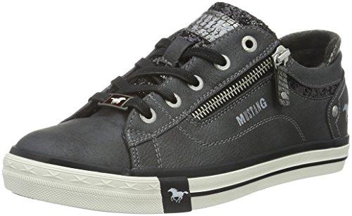 Mustang Damen 1146-301-259 Sneaker, Grau (259 Graphit), 39 EU