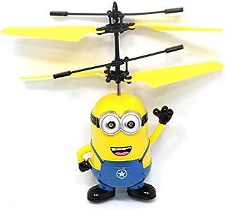الاستشعار عن الطائرات الصفراء ذكي تعليق طائرات التحكم عن بعد الاستقراء الساخنة لعب الأطفال الشحن