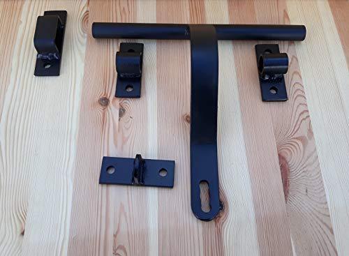 Cerrojo economico fuerte rustico para puertas de madera, hierro, granero etc.