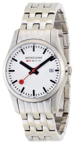 Mondaine Damen-Uhr Quarz Analog A629.30341.16SBM