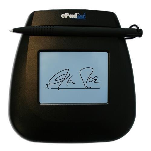 ePadlink VP9805 ePad-ink Electronic Signature Capture Pad, USB
