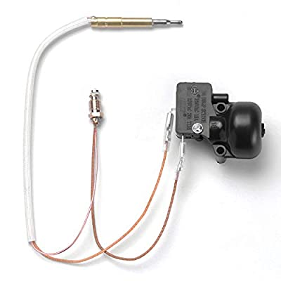 Thermocouple and Tilt Switch for Patio Heater - Thermocouple and Dump Switch for Propane Heater Patio Heater Outdoor Gas Heater, Thermocouple Repair Kit for Patio Heater