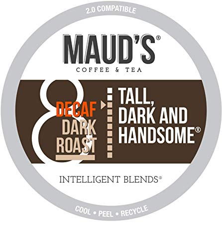 Our #4 Pick is the Maud's Decaf Coffee