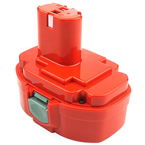 ADVTRONICS 18V 3.5Ah Ni-MH Battery Comaptible with Makita PA18 1822 1823 1834 1835 192826-5 192827-3 192829-9 193159-1 193140-2 193102-0 4334D 5026DA 5036DA 5046DA 6343D 6347D 8390D 8391D