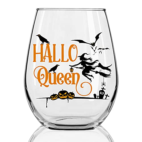witch wine glass - 7
